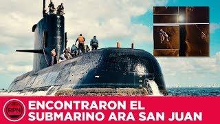 *URGENTE* Encontraron el submarino ARA San Juan