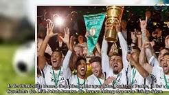 Ewige Tabelle im DFB-Pokal: Das sind die Rekordsieger des Wettbewerbs