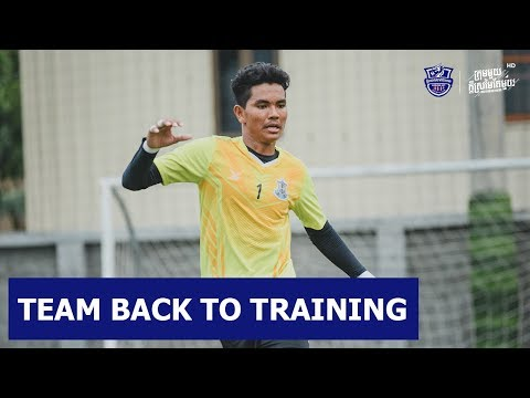 SEASON 2018 BREAK | 1ST TRAINING