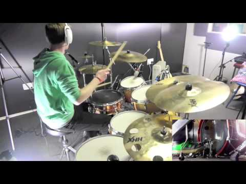 Jimmy Rainsford - Killswitch Engage - In Due Time (Drum Cover)