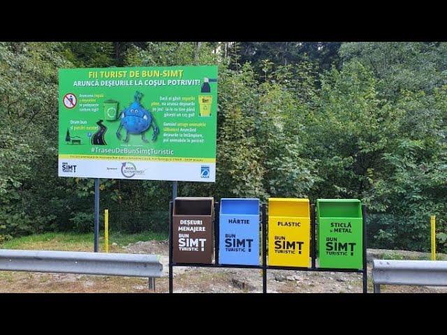 Deschidere parcare pe DN1- Traseul de Bun Simt Turistic  Cotul Donului - 10.09.2021