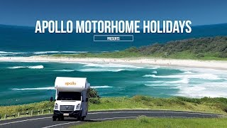 Postcards from Apollo Motorhome Holidays 2017