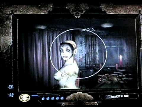 Fatal Frame IV - Kageri\'s Room Mannequin - YouTube
