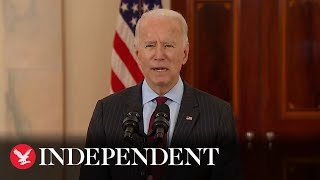 Biden marks US passing over 500,000 Covid-19 deaths: 'We have to resist becoming numb to the sorrow'