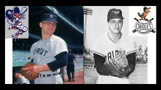 Detroit Tigers at Baltimore Orioles - Sept 29 1963 Ernie Harwell George Kell Full Game Broadcast