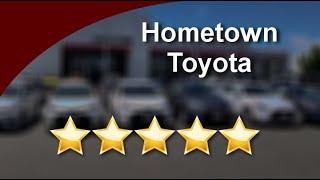 Hometown Toyota Ontario Wonderful Five Star Review by Sasha Gazley