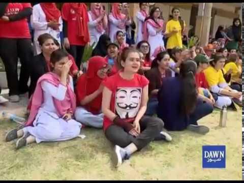 Sports Festival in Jinnah University Karachi