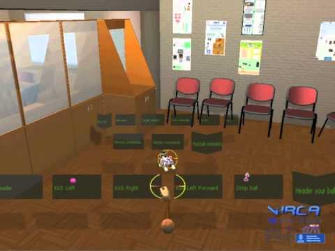 VirCA - Virtual Collaboration Arena