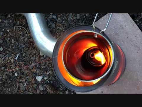 Aluminum Smelter Backyard Melting Down Of Aluminum Cans Youtube