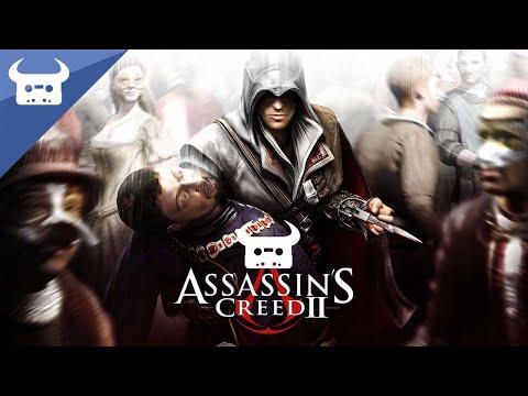ASSASSIN'S CREED II: EZIO RAPS | Dan Bull