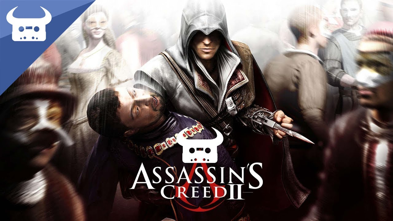 ASSASSIN'S CREED II: EZIO RAPS | Dan Bull - YouTube