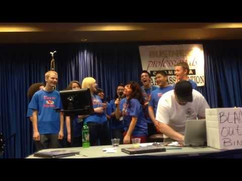 Idaho BPA State Conference Karaoke