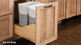 Schuler Cabinetry Kitchen Cabinets – Garbage Bins