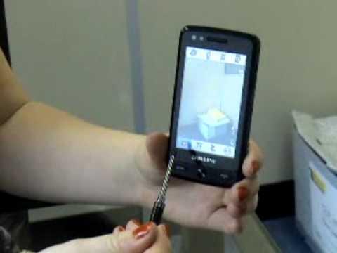 Samsung Pixon Video Review