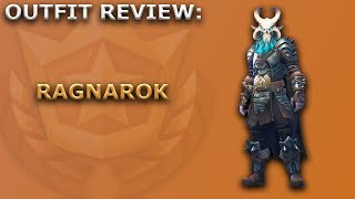 "Outfit Review: ""Ragnarok"" (Skin Showcase) ~ (Season 5 Battle Pass Item) ~ Fortnite Battle Royale"