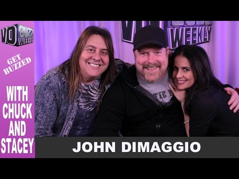 John DiMaggio PT2 - Voice Over -  Jake The Dog, Bender, I Know That Voice EP173