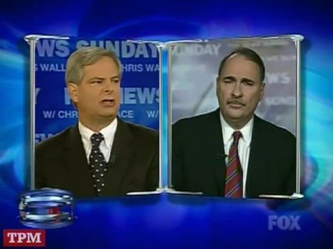 Rick Davis and David Axelrod Square Off on Fox News Sunday