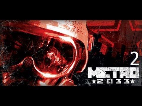 Metro 2033 Walkthrough Part 2 - Hunter [HD]