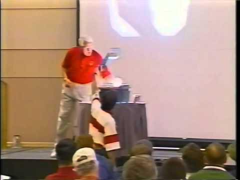 Bill Walsh Clinic Talk, San Francisco 49ers 2