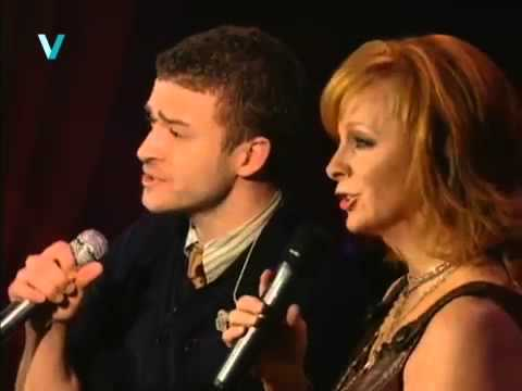 Justin Timberlake feat Reba McEntire   the only promise that remains live at Oprah 19 07 2007