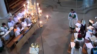 Stanford in C Magnificat