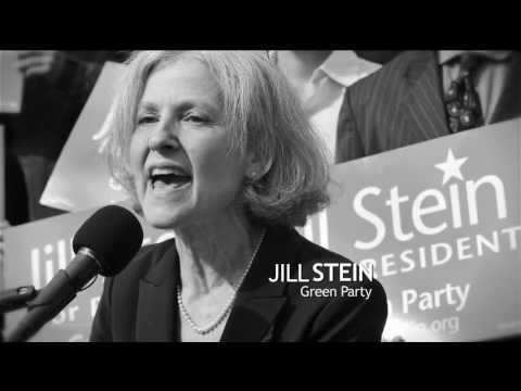 RT America's 2016 Green Party Debate Part 1