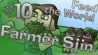 Speedpaint #10: Farmer Sjin