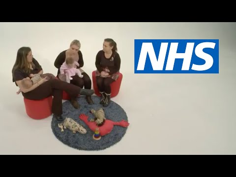 Why combine breast and bottle feeding? | NHS