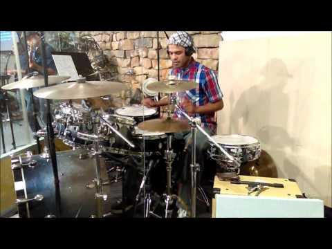 "praises - new life worship drum cover ""everyone praises"""
