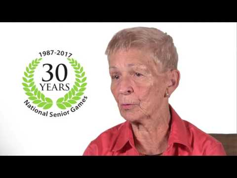 National Senior Games 30th Anniversary Video