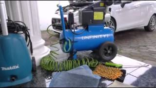 Cuci Mesin Ford Fiesta