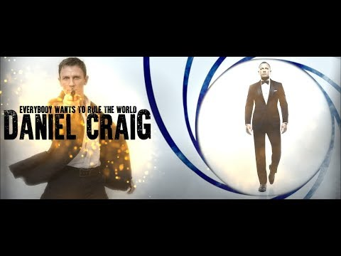 [Tribute] Daniel Craig as James Bond 007