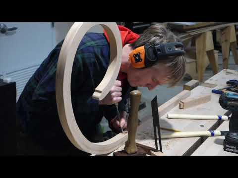 Shipwright Skills: Making the Rams Horn Sled - Part 1
