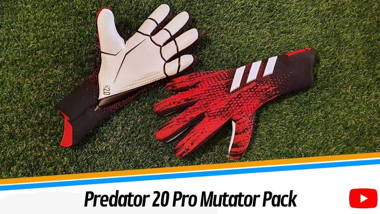 adidas Kinder Predator Mutator 20.1 FG SchwarzSilber Metallic