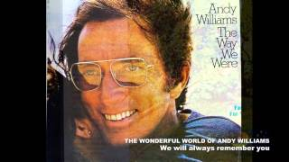 andy williams album collection   Andy Williams in japan 1973