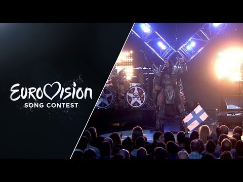 Lordi - Hard Rock Hallelujah (LIVE) Eurovision Song Contest's Greatest Hits