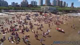 Mar del Plata (Playa Grande) 14/11/15 - Full HD -  AIRDRONNE