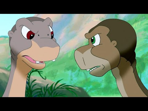 The Land Before Time   The Brave Longneck Scheme   Full Episode   Kids Cartoon   Videos For Kids