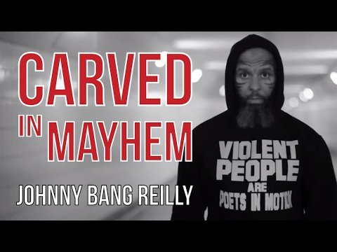 Johnny Bang Reilly - Carved in Mayhem - PART 1/2 | London Real