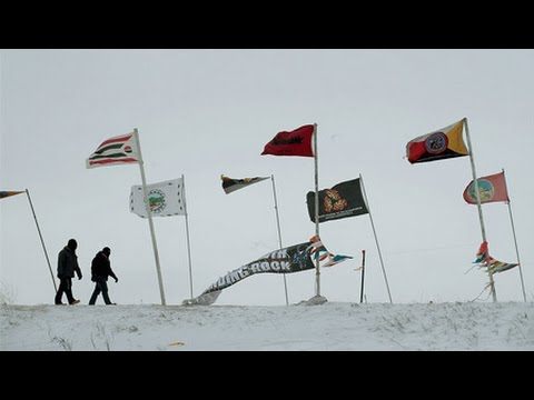 Why Thousands Are Staying in Standing Rock Despite Army Corps's Decision to Halt the #DAPL