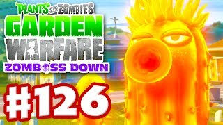 Plants vs. Zombies: Garden Warfare - Gameplay Walkthrough Part 126 - Fire Cactus (Xbox One)