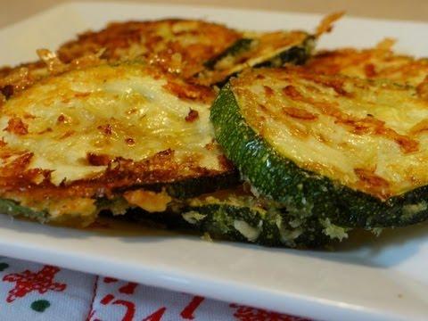 Renee - How to make Zucchini Crisps!