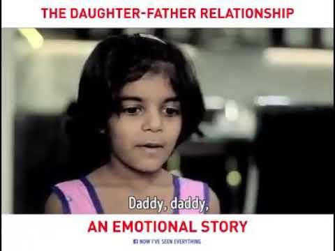 Relationship between father nad daughter