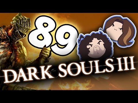 Dark Souls III: Help From a Friend - PART 89 - Game Grumps