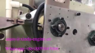 Disposable paper toilet seat cover making machine Xinda