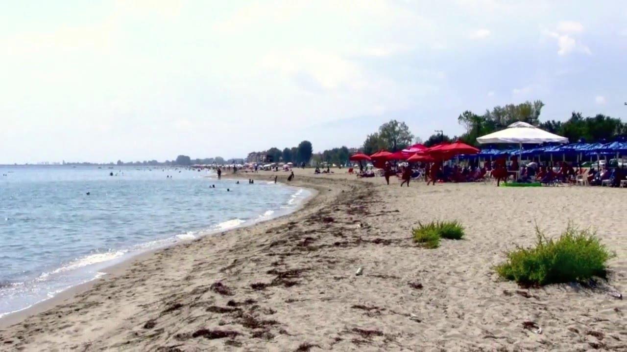Paralia Katerini Olympic Beach Greece
