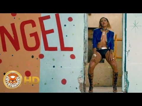 D'Angel - Bad Mind Buk [Official Music Video HD]