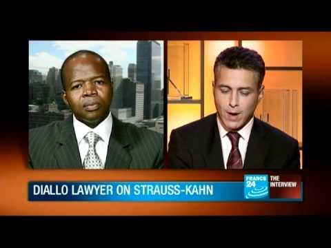 Dominique Strauss-Kahn - Kenneth Thompson, lawyer for Nafissatou Diallo