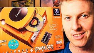 Orange GameCube UNBOXING + Orange Game Boy Player!