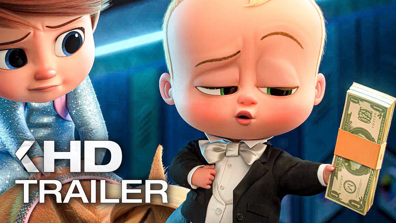Download THE BOSS BABY 2: Family Business Trailer (2021)